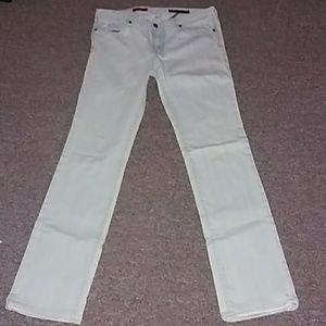 AG light wash jeans